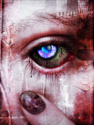 Electronic Tears by KnightFlyte96
