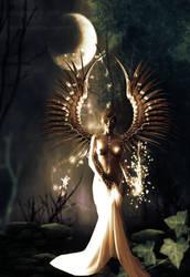 The Glow Of Fantasy by KnightFlyte96