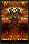 Tarot Card The Devil