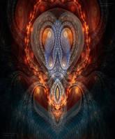 Alien Mother Brain by KnightFlyte96