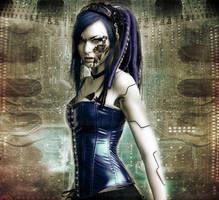 Cyber Lovely by KnightFlyte96