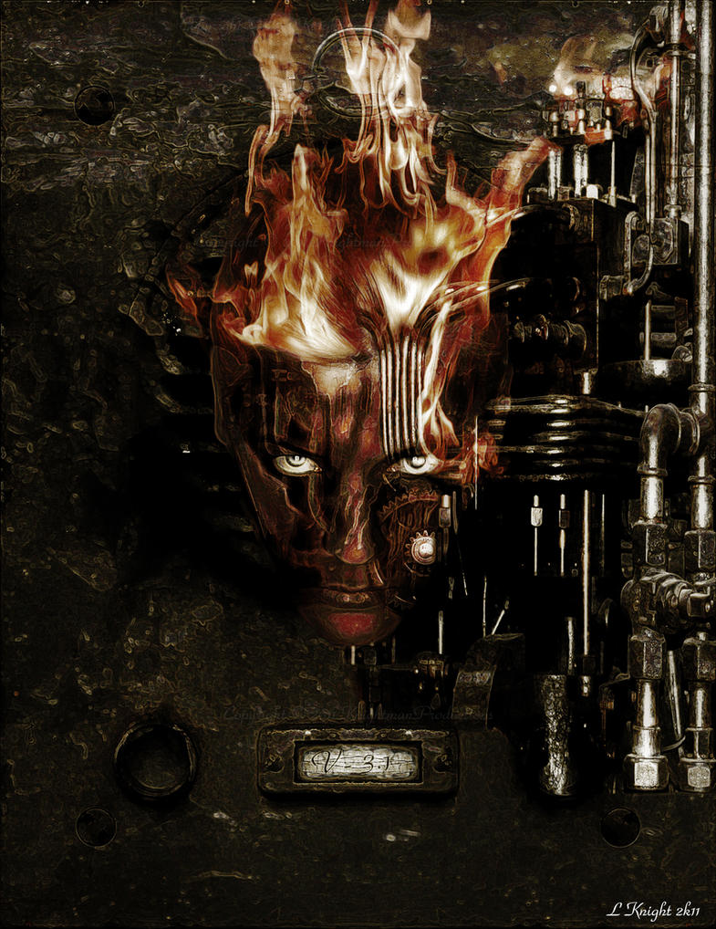 Mechanical Fire 3.1 by KnightFlyte96