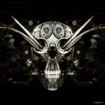 CyberTech Skull