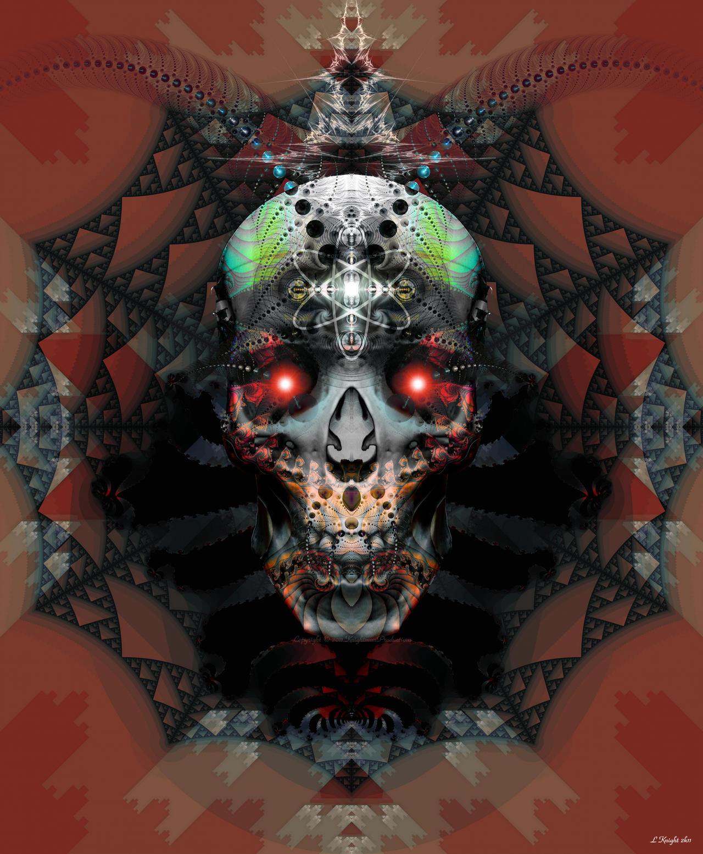 Molecular MindWaves by KnightFlyte96
