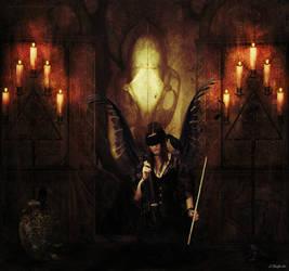 Dark Melodies by KnightFlyte96