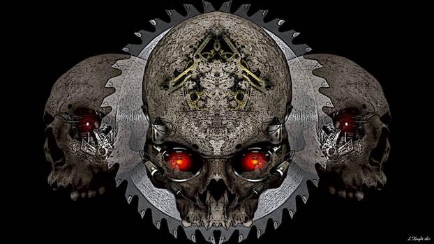PsyGear Skull v3