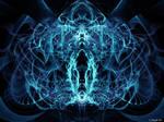 Pulse Burst Fractal by KnightFlyte96