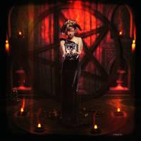 Demon Priestess by KnightFlyte96