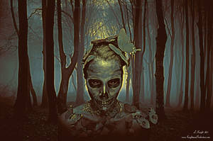 Dark Forest Keeper by KnightFlyte96