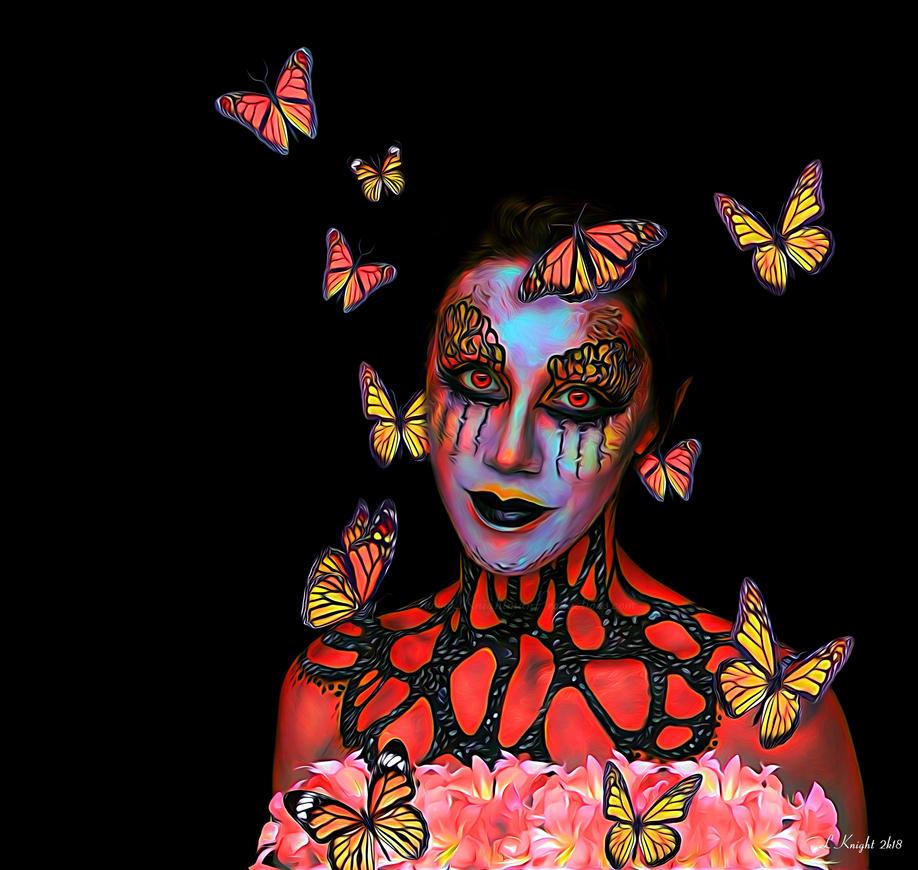 Monarch by KnightFlyte96