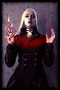 The Vamp Mage
