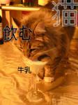 Miltini - Cat - Drink - Milk