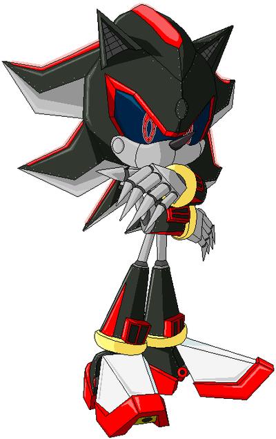 Super Metal Shadow