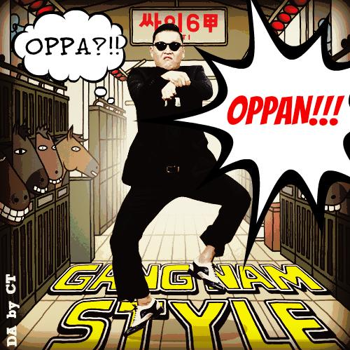 Oppa gangnam style free download ringtone