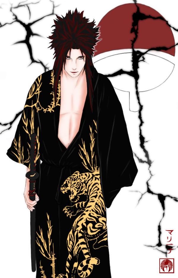 "Shijin Uta ""The random poet of the Grand Line"" Samurai_madara_by_yuna2025"
