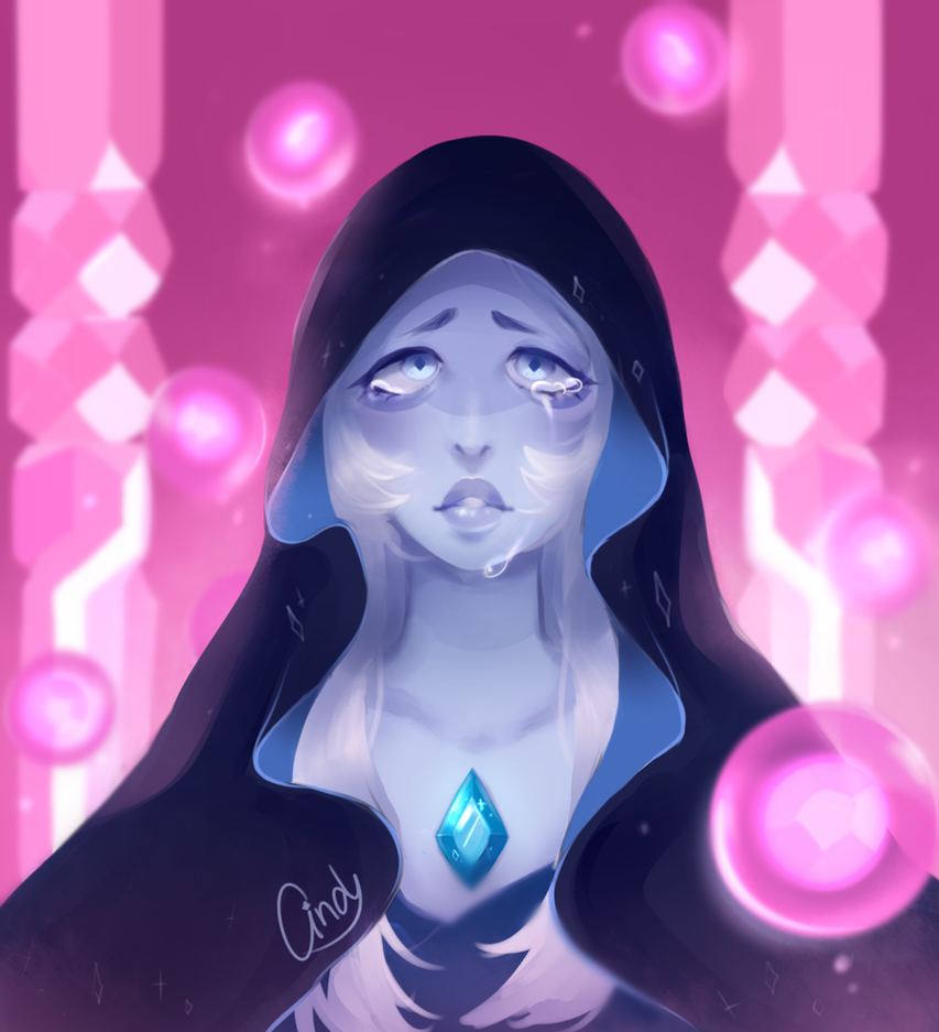 Blue diamond | Steven universe fanart by Kurisu-chris