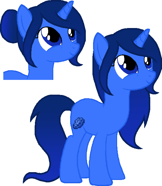 minecraft pony lapis lazuli by 1mbean on deviantart