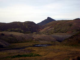 Mount Doom by DisaNWStock