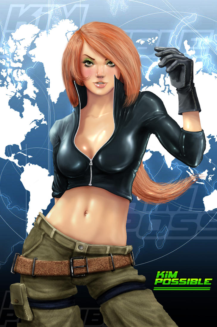 Kim Possible by G0N7AL0