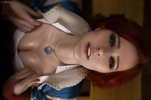 Triss Merigold from Lei Radna by RealLeiradna