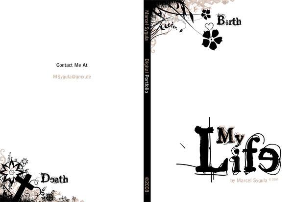 portfolio dvd cover design by whoreror on deviantart