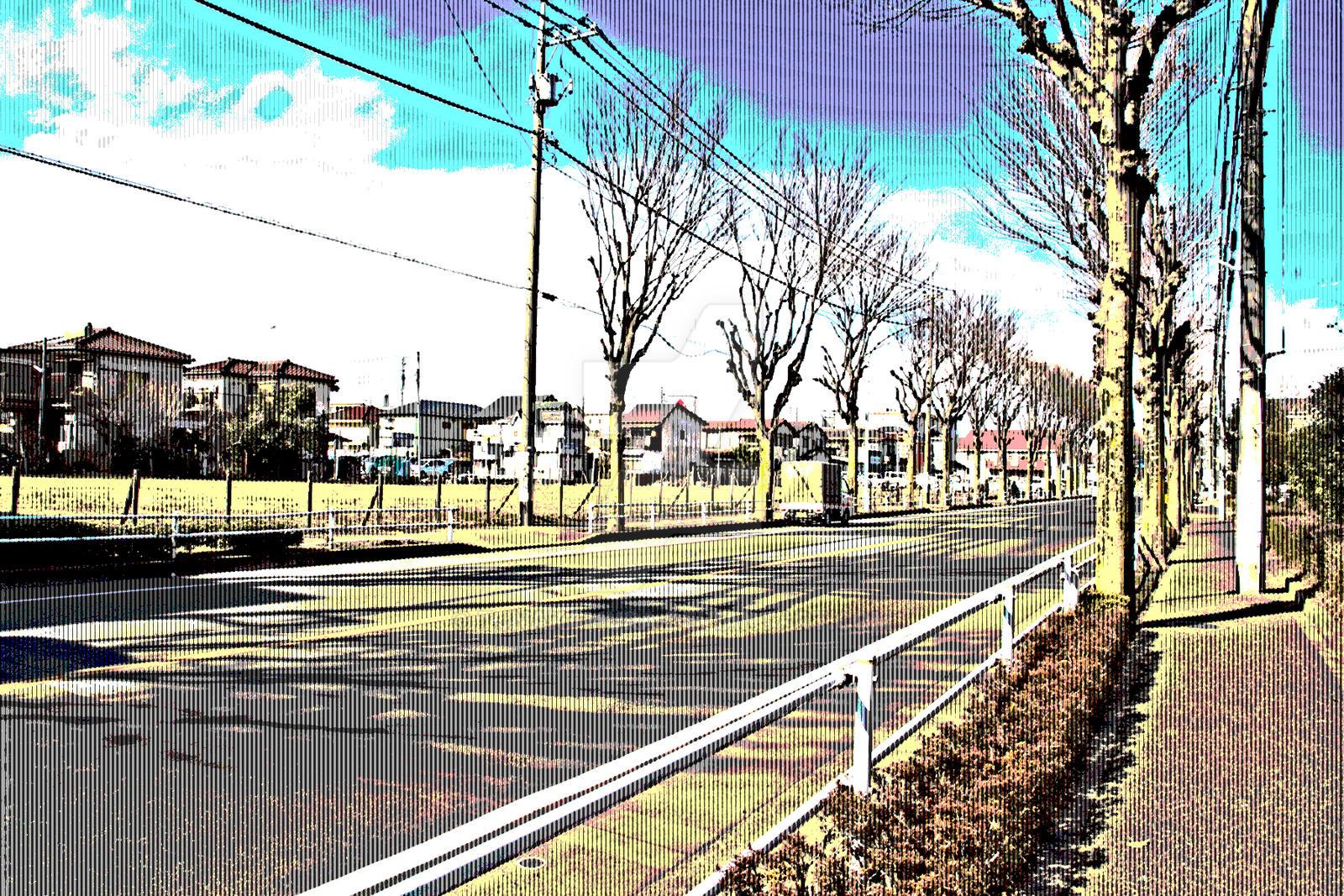 The seasons go around 2 by TJNakamura