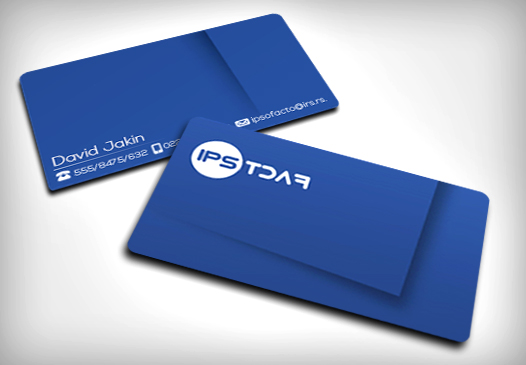 Ipso Facto - Logo and Visit Card by playground011 on DeviantArt
