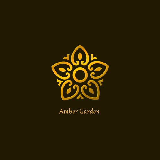 Amber Garden Logo By Playground011 ...