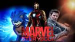 Marvel Storybook by EvanVizuett