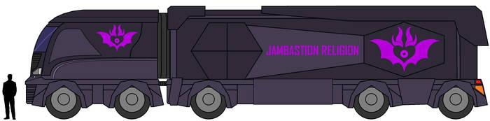 Jambastion Religion Transport Truck by EvanVizuett