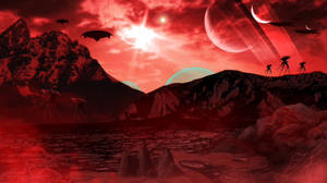 Planet Tripodis Surface (2021 remake)