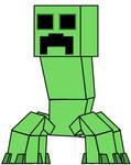 My Minecraft Redesigns - Creeper