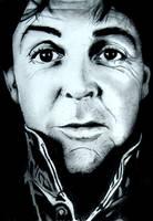Paul McCartney by sndyReview