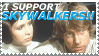 I Support Skywalkers Stamp by chesterslinkinlady
