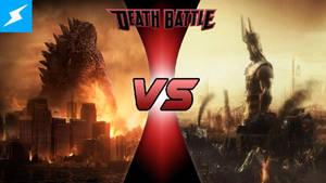 Godzilla VS Galactus