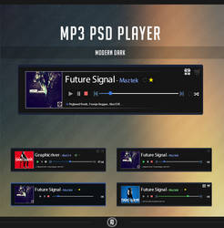 Mp3 Psd Player by iAbel14