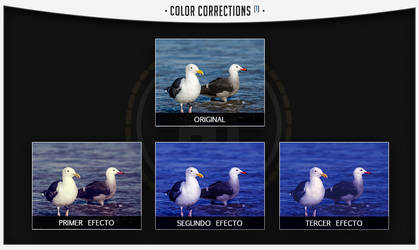 Color Corrections 1 by iAbel14