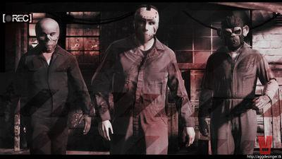 GTA V REC HD Wallpaper by iAbel14