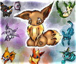 Evee-colored