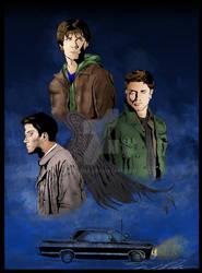 Supernatural by FALema