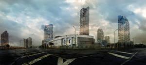 Post Apocalyptic Vilnius