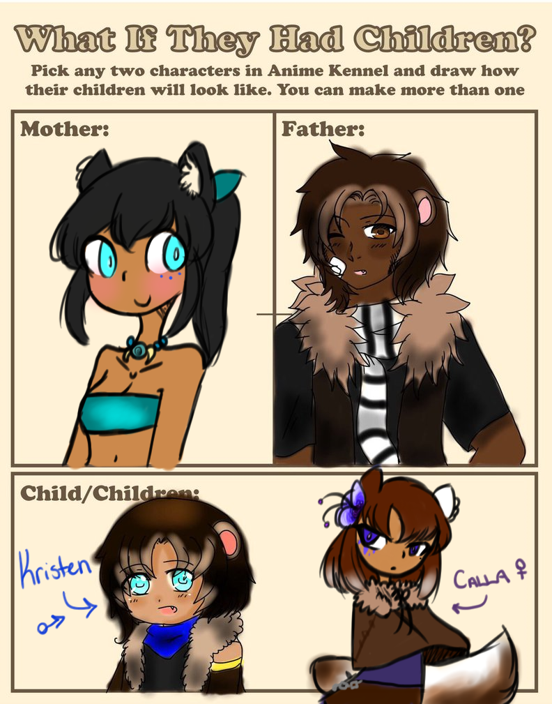 If they had children... by MadDucky76105