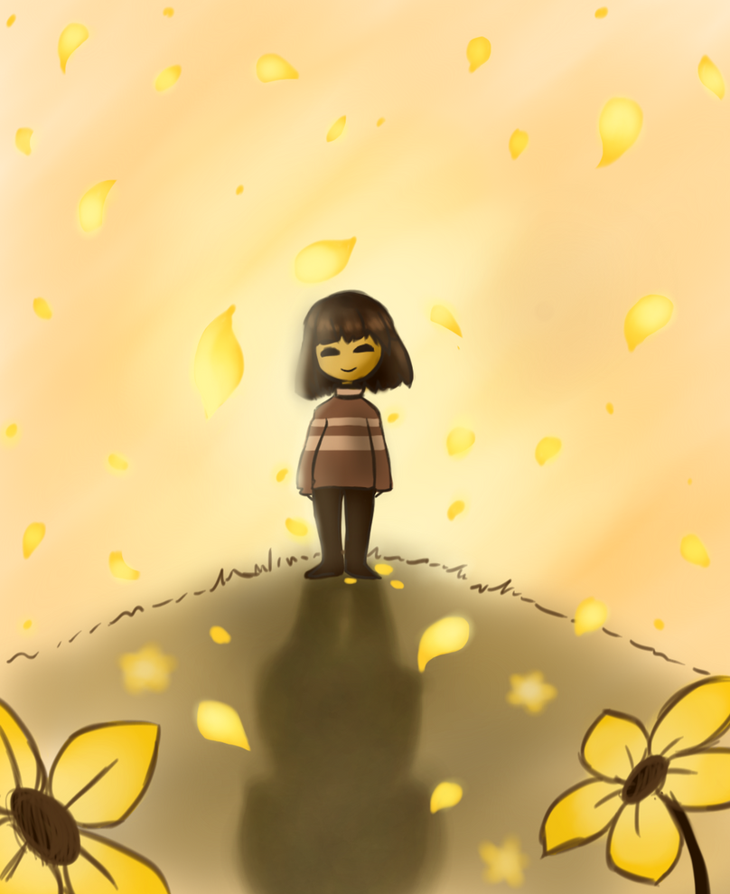.:Undertale - G O L D:. by MadDucky76105
