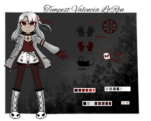 Tempest Vampire Slayer Character Card