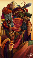 Damurah- Hexere by MissTakArt