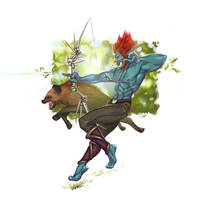 Trinum- Troll Hunter by MissTakArt