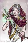 Ariadne by MissTakArt
