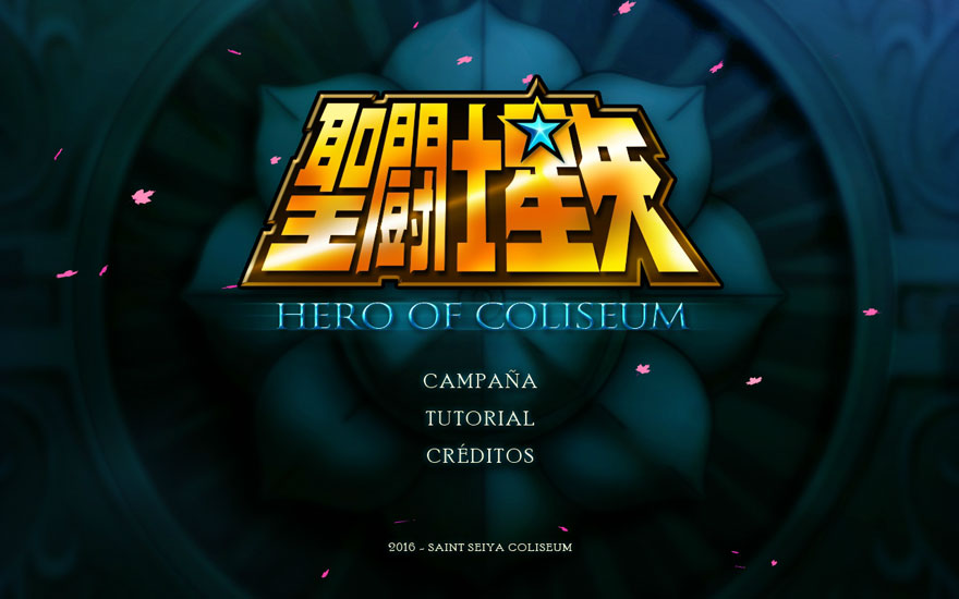 Saint Seiya Hero of Coliseum - Update 21/07/2016!! by LARCDESBACH