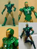 Iron Lantern custom by Mace2006