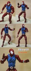 Scarlet Spider Mark 2 by Mace2006
